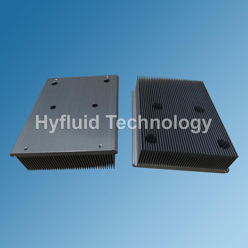 extrusion heat sink-Products-Heatsinks-Hyfluid Technology